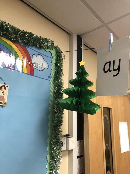 ...and some lovely decorations!