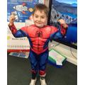 Spiderman 2!