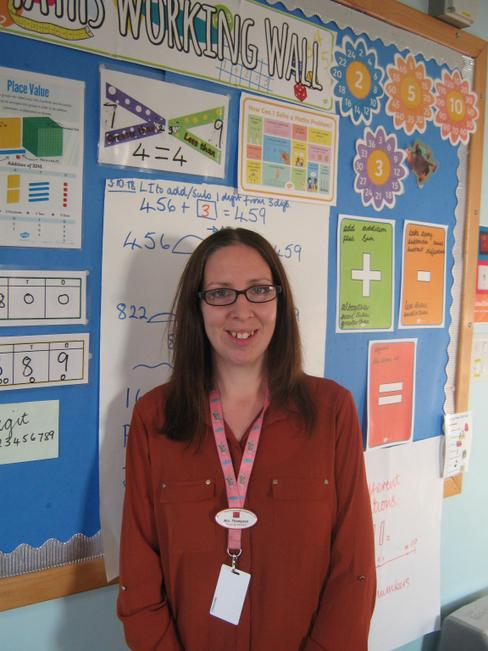 1:1 Teaching Assistant - Mrs Vicky Thompson