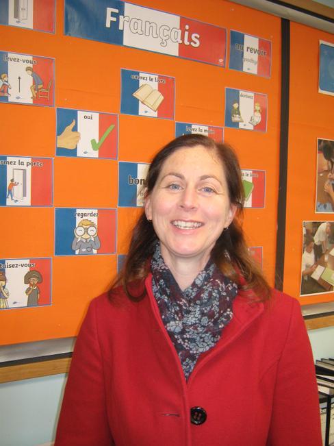 Mrs Caroline Bennett - Teaching and Learning Lead/Golden Eagle Class Teacher