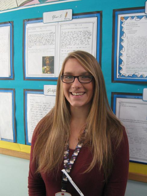 1:1 Teaching Assistant - Mrs Jo Johnson