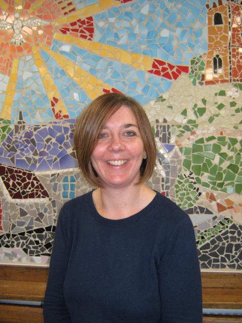Mrs Katie Gravil - Headteacher