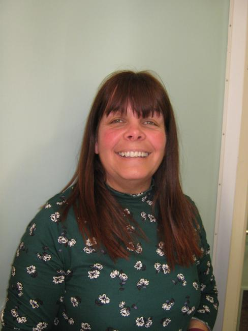 Pastoral Teaching Assistant - Mrs Anita Huckle