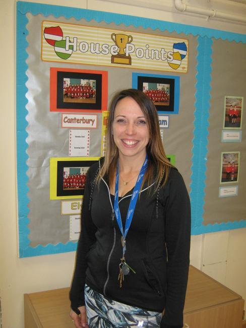Mrs Amy Leader - Woodpecker Class Teacher