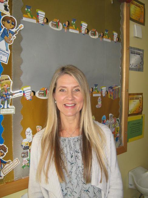 Teaching Assistant - Mrs Anna Keetch