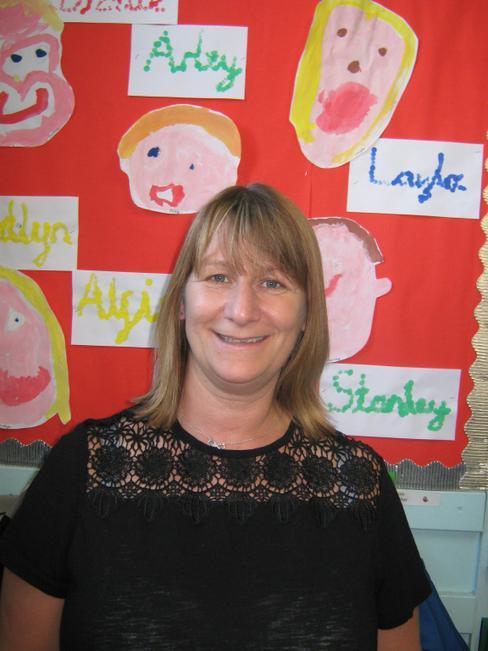 Teaching Assistant - Mrs Wendy Pimlott