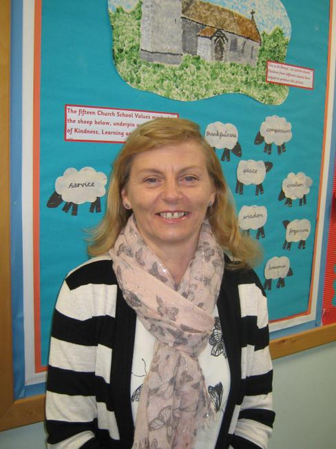 Admin Assistant - Ms Sue Feary