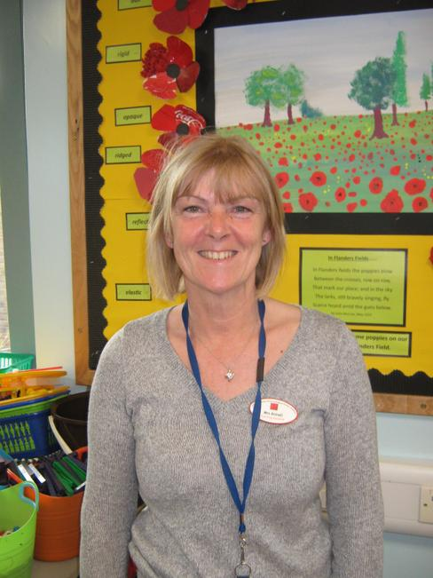 Teaching Assistant - Mrs Claire Annall