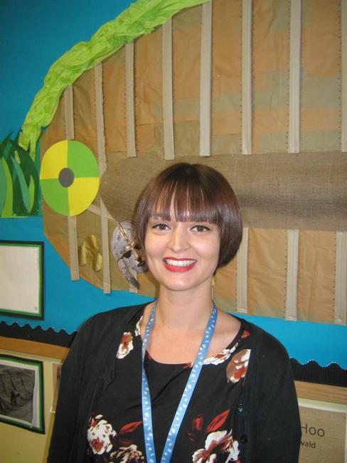 1:1 Teaching Assistant - Mrs Paige Blackah