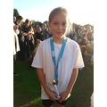 Lucy Chambers - B Race GOLD!