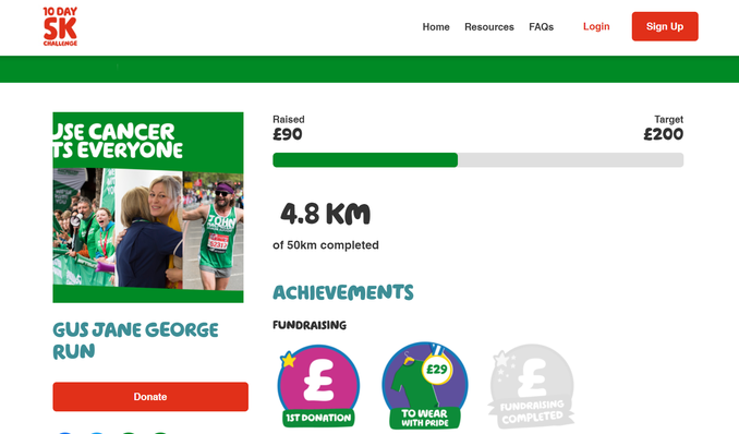 https://10daychallenge.macmillan.org.uk/fundraising/Campbellruneveryday