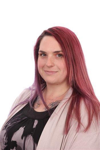 Miss Gill - Behaviour Mentor