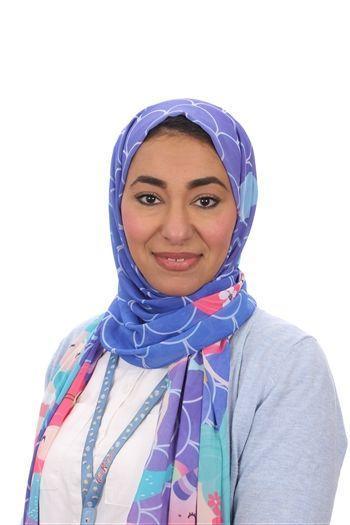 Mrs Algamil - Y4 Teacher