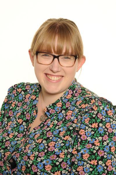 Miss Bennett  Class 1 Teacher