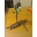Twig boat