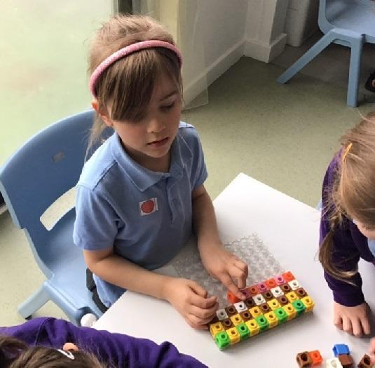 Creating repeating patterns