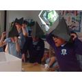 Making hats
