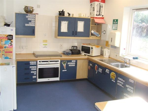 Cookery Area