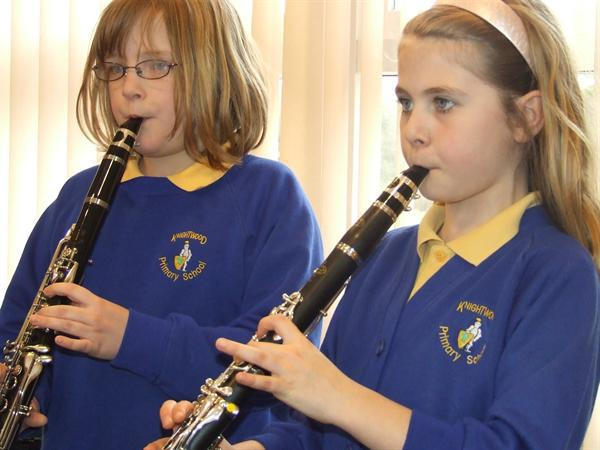 Music Alive at Knightwood
