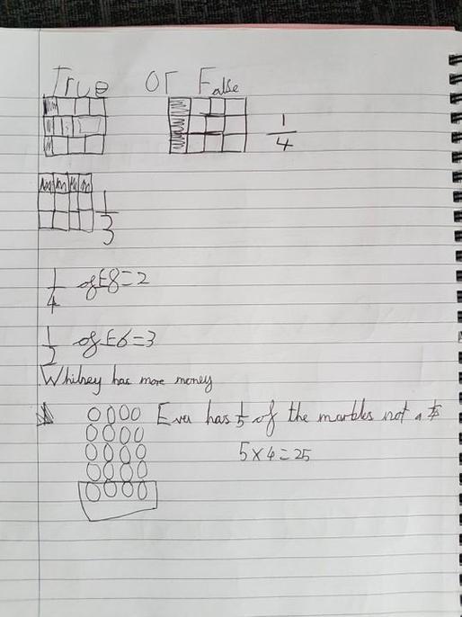 Y3 Oak National Academy Maths
