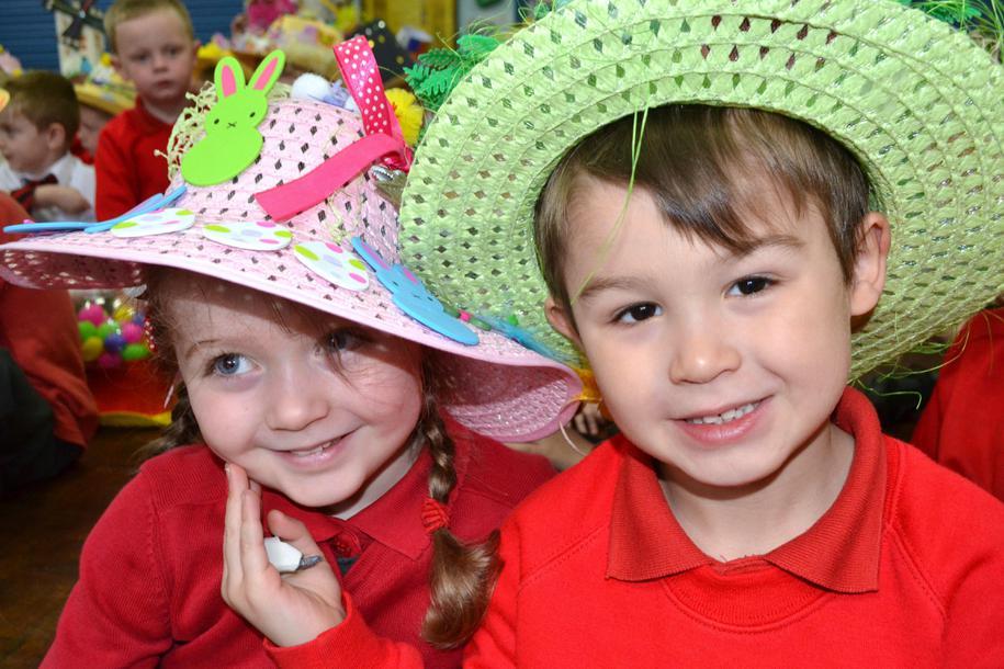 Beautiful bonnets