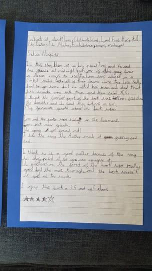 Michael's Magical Book Review!