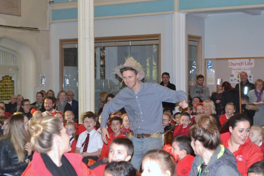 The Dingle Dangle Scarecrow