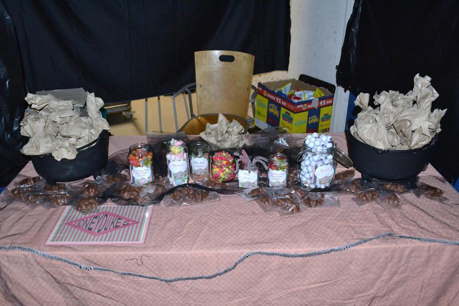 Honeyduke's Sweets