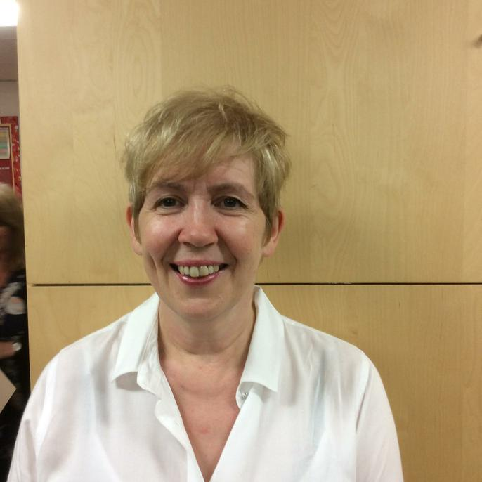 Mrs K Sweeney - Head of DRB; teacher of the deaf