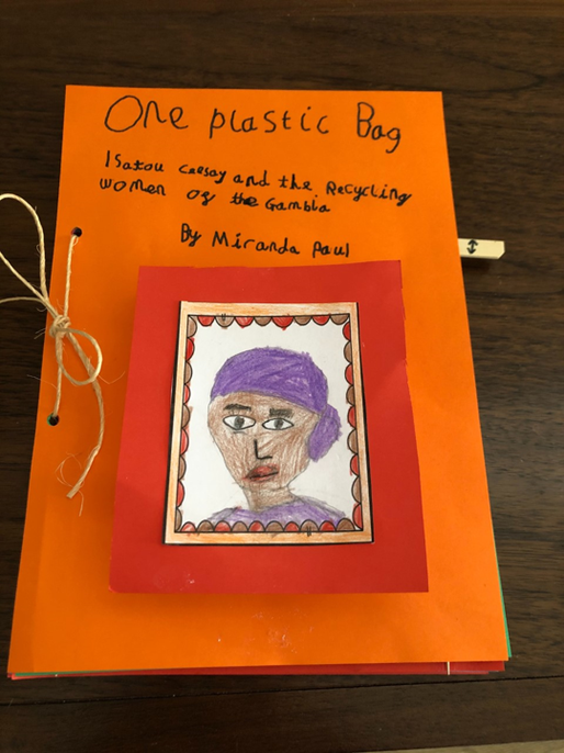 Harry's Brilliant Book Art - front cover