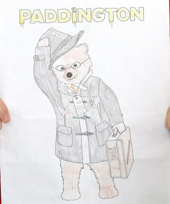 y6 Lucy's 'Harry Potter' Paddington Bear