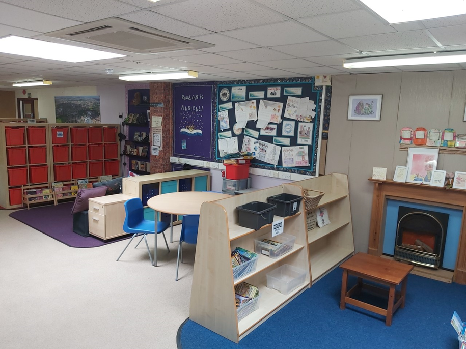 KS2 Open Area