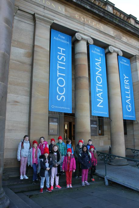 National Gallery visit