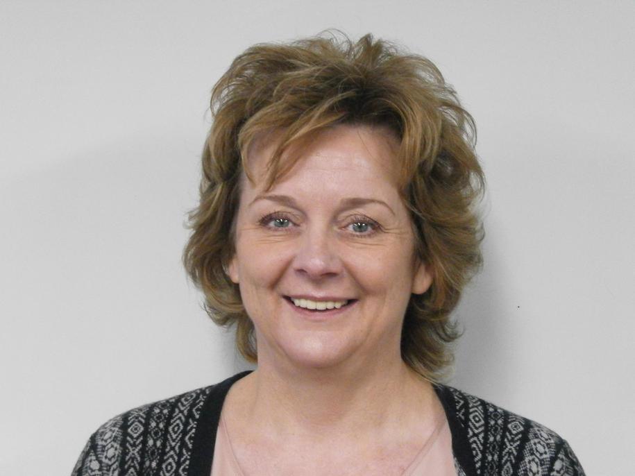 Mrs C Eden - KS2 Teaching Assistant
