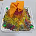 Model Volcano- Poppy