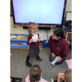 Sharing our messages