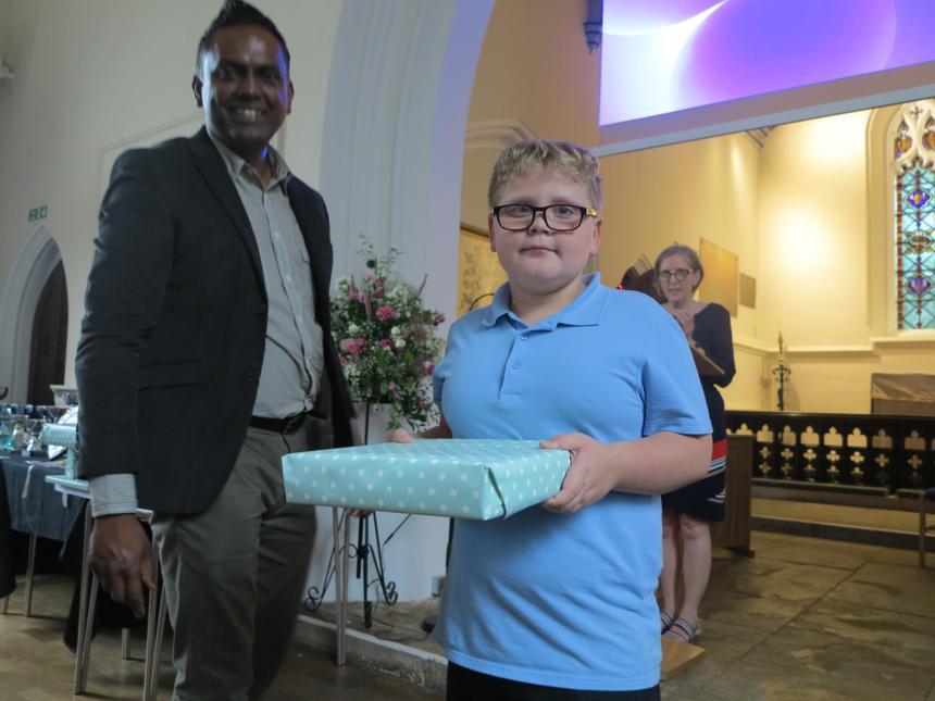 Theta tutor prize