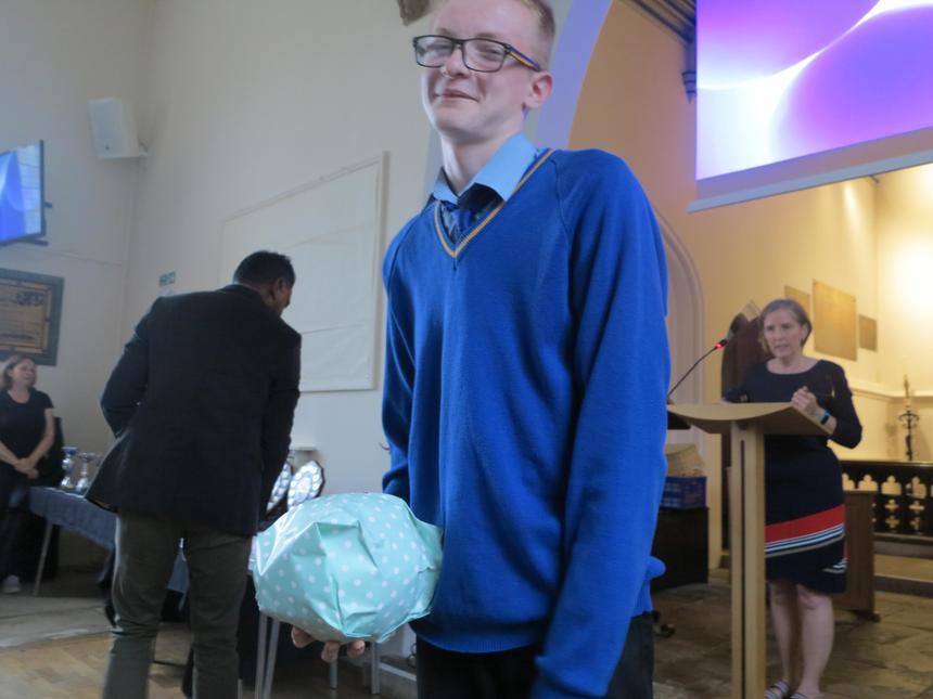Sigma 2 tutor prize