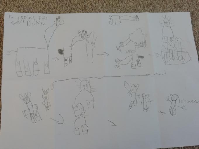 A fantastic storymap by Reuben