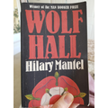 He's started the Wolf Hall trilogy from the start