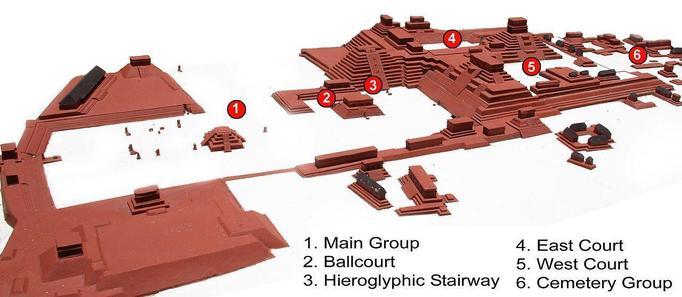 Copan Site Plan