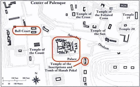 A site plan - see top right for these three sites