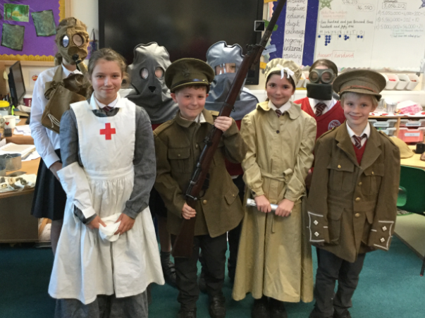 Year 6 WW1 Day