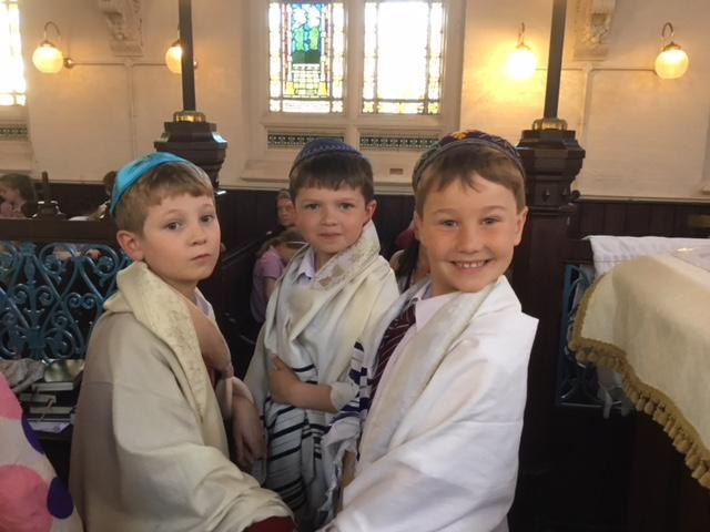 Year 2 Synagogue Trip
