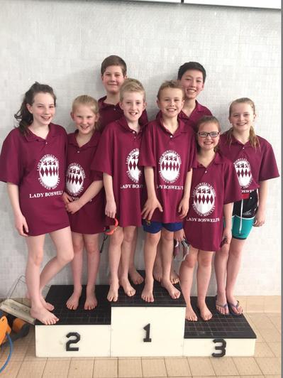 Swim Squad March 2017