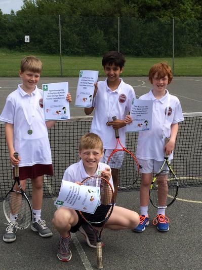 Orange Boys Tennis