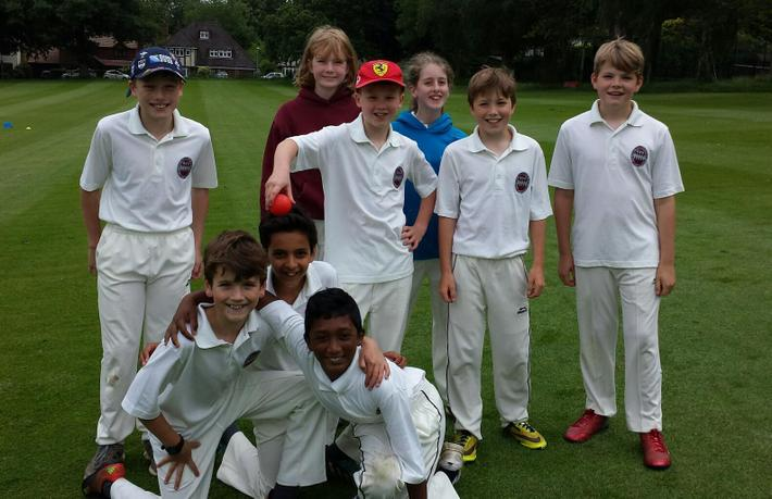 Kwick Cricket Tournament July 2016