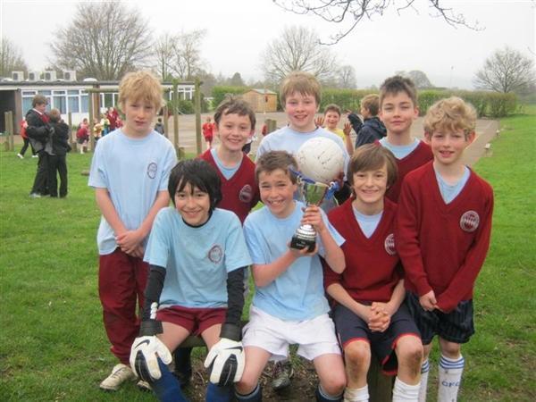 The Everest football team