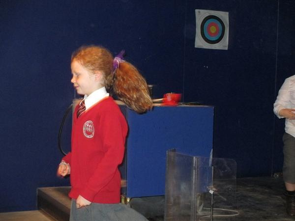 Science week - at the Science museum