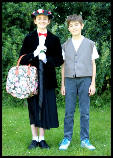 Mary Popppins - July 2021